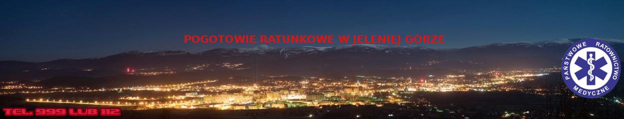 Baner widok Jelenia Gora