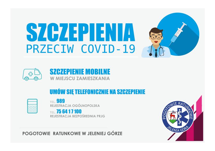 mobilne szczepienia covid